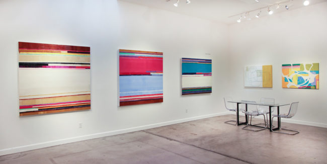 SLATE Contemporary - Installation View